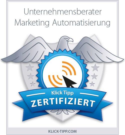 Klick-Tipp Logo für Unternehmensberater Marketing Automatisierung