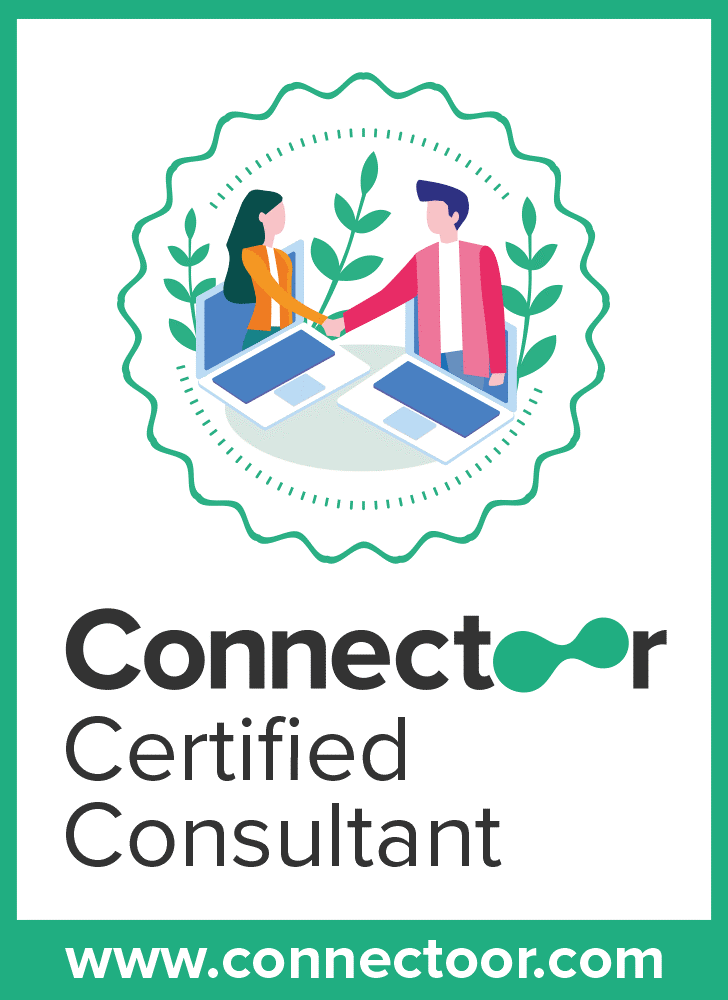 Connectoor Certified Consultant
