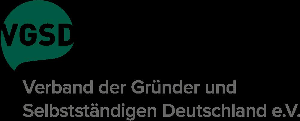 Logo VGSD Verband der Gründer und Selbständigen Deutschland e.V.